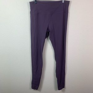 NWOT Athleta Powervita Barre Stirrup Tight Large